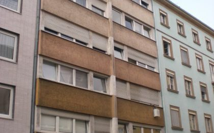 3 Appartments in MA-Stadt