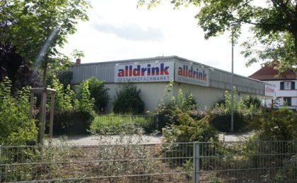 VERKAUFT-Fachmarktfläche in Lampertheim