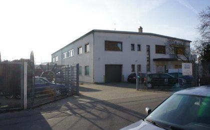 VERKAUFT-Gewerbeobjekt in Weinheim