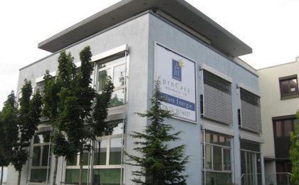 VERMIETET-Büroetage in MA-Käfertal