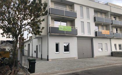 VERMIETET-Halle mit Büro in Neu-Edingen