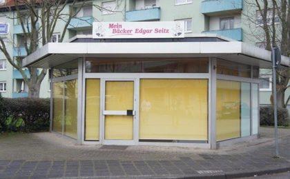 VERMIETET-Kiosk in MA-Hochstädt