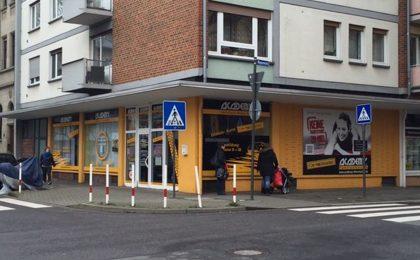 VERMIETET-Ladengeschäft in Ludwigshafen