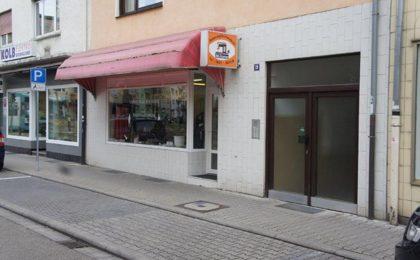 VERMIETET-Ladengeschäft in MA-Lindenhof