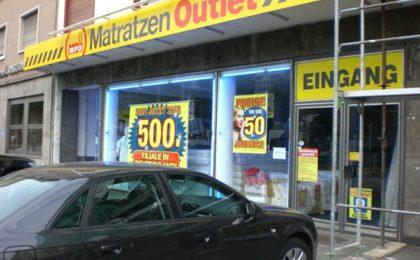 VERMIETET-Ladengeschäft in MA-Stadt