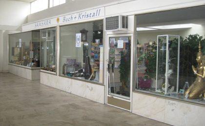 VERMIETET- Ladengeschäft in MA-Stadt
