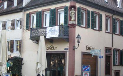 VERMIETET-Ladengeschäft in Weinheim