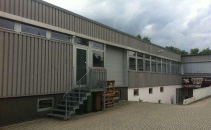 VERMIETET- Rampenlager in Viernheim