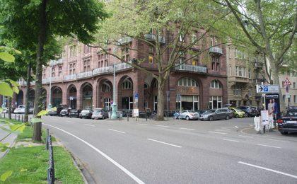 VERMIETET-Restaurant in MA-Stadt