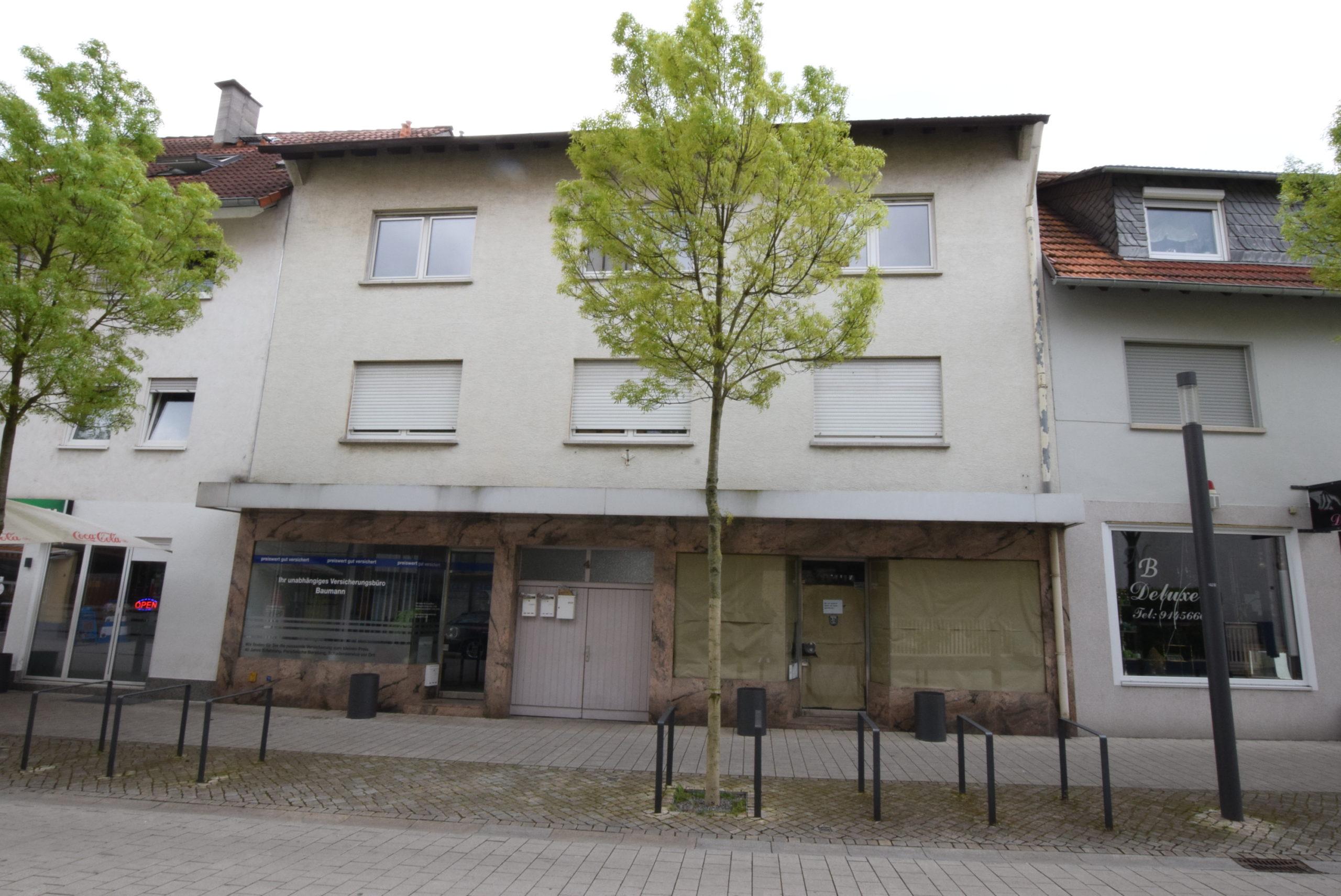 Wohn-Geschäftshaus in Viernheim